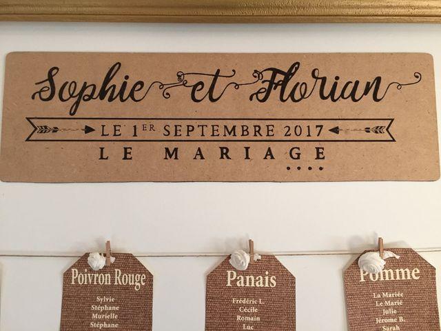 Le mariage de Florian et Sophie à Plouigneau, Finistère 24