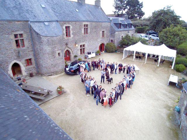 Le mariage de Florian et Sophie à Plouigneau, Finistère 2