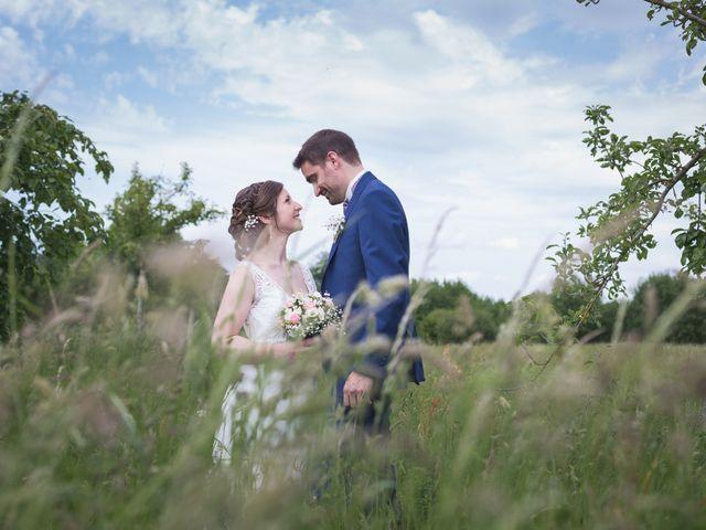 Le mariage de Claire et Thomas