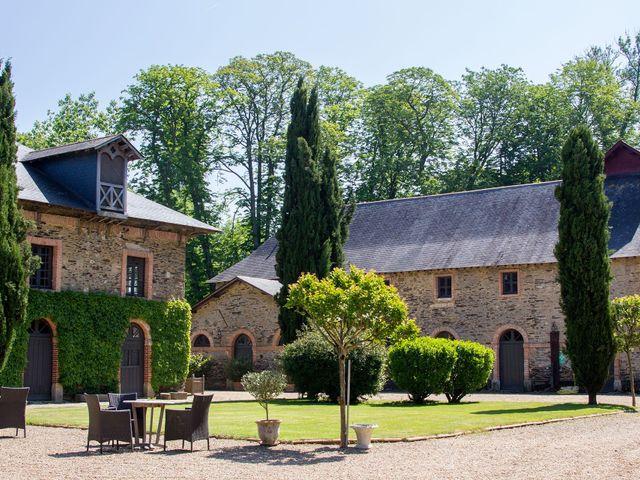 Le mariage de Louis et Agnès à Le Lion-d'Angers, Maine et Loire 1