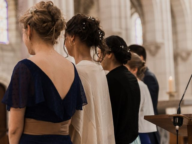 Le mariage de Thibault et Anne-Cécile à Blain, Loire Atlantique 35