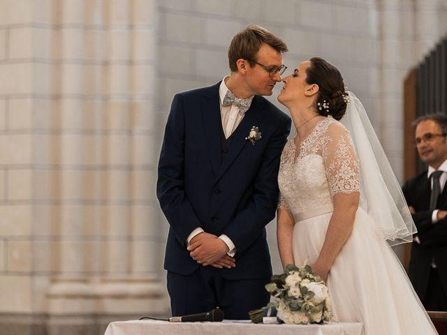 Le mariage de Thibault et Anne-Cécile à Blain, Loire Atlantique 36