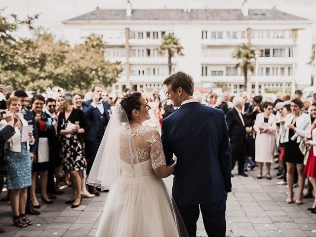 Le mariage de Thibault et Anne-Cécile à Blain, Loire Atlantique 39