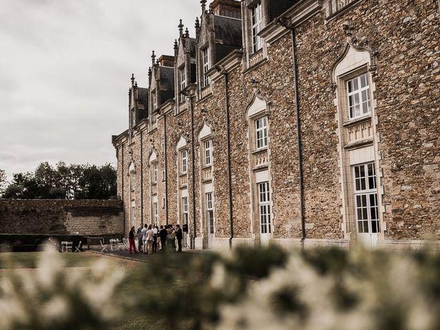 Le mariage de Thibault et Anne-Cécile à Blain, Loire Atlantique 41