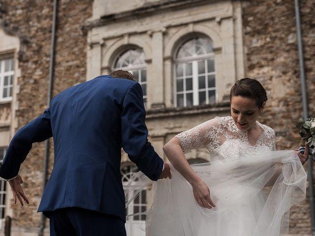 Le mariage de Thibault et Anne-Cécile à Blain, Loire Atlantique 46