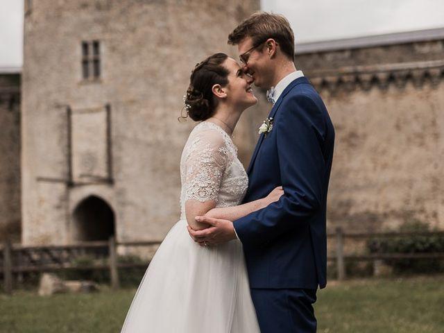 Le mariage de Thibault et Anne-Cécile à Blain, Loire Atlantique 50