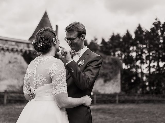 Le mariage de Thibault et Anne-Cécile à Blain, Loire Atlantique 51