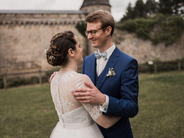 Le mariage de Anne-Cécile et Thibault