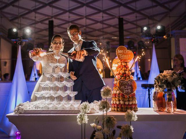 Le mariage de Thibault et Anne-Cécile à Blain, Loire Atlantique 75