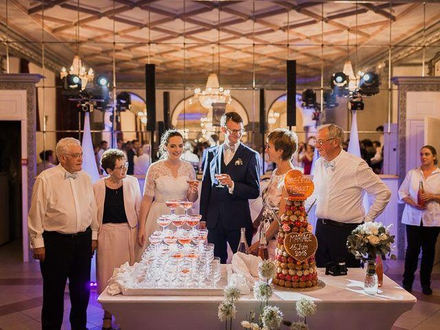 Le mariage de Thibault et Anne-Cécile à Blain, Loire Atlantique 76