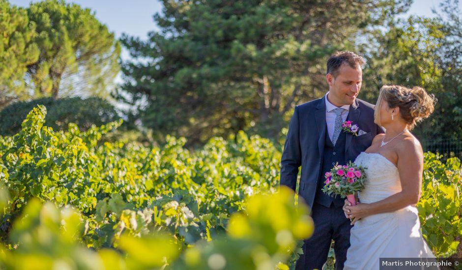 Le mariage de Frédéric et Mireille à Bagnols-sur-Cèze, Gard