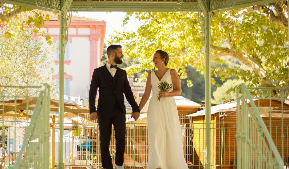 Le mariage de Matthieu et Léa à Le Val, Var