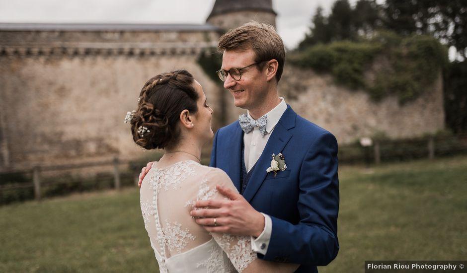 Le mariage de Thibault et Anne-Cécile à Blain, Loire Atlantique