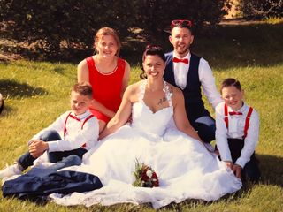 Le mariage de Julie et Greg