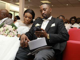 Le mariage de Lichti et Mamadou