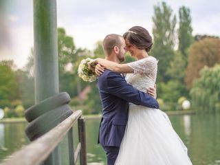 Le mariage de Samah et Youcef