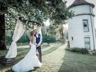 Le mariage de Chloé et Amand