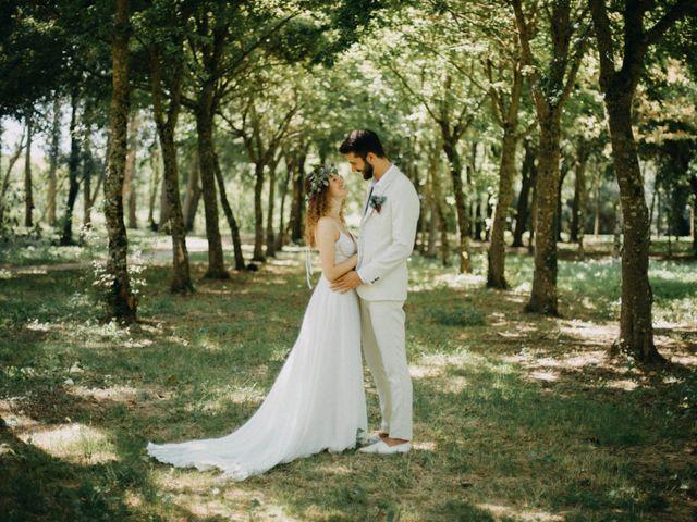 Le mariage de Corentin et Patricia à Angeac-Charente, Charente 2