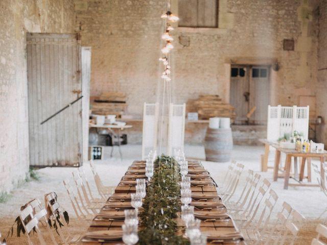 Le mariage de Corentin et Patricia à Angeac-Charente, Charente 8