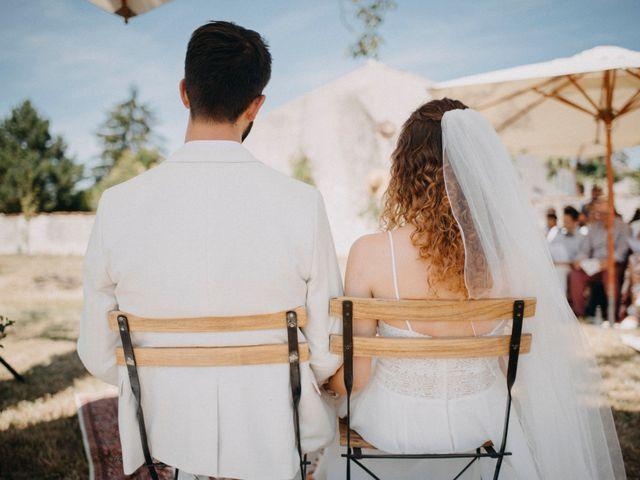 Le mariage de Corentin et Patricia à Angeac-Charente, Charente 9