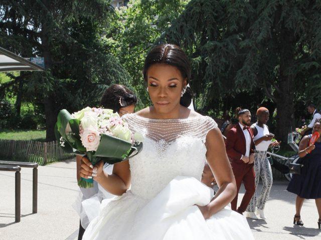 Le mariage de Mamadou et Lichti à Argenteuil, Val-d'Oise 8