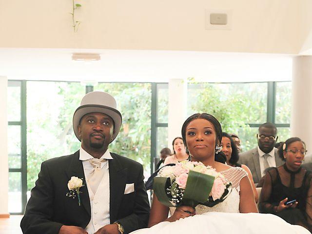 Le mariage de Mamadou et Lichti à Argenteuil, Val-d'Oise 12