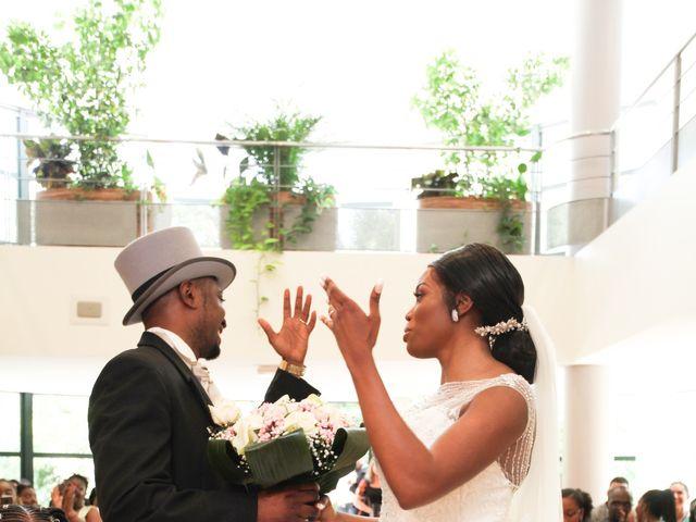 Le mariage de Mamadou et Lichti à Argenteuil, Val-d'Oise 13