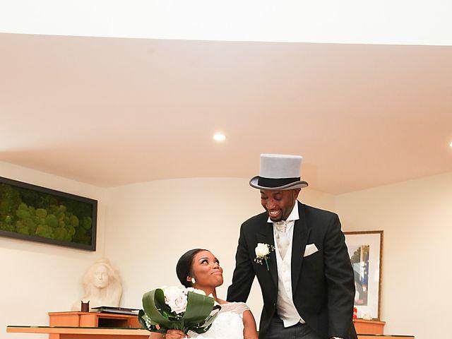 Le mariage de Mamadou et Lichti à Argenteuil, Val-d'Oise 14