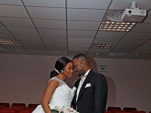 Le mariage de Mamadou et Lichti à Argenteuil, Val-d'Oise 16