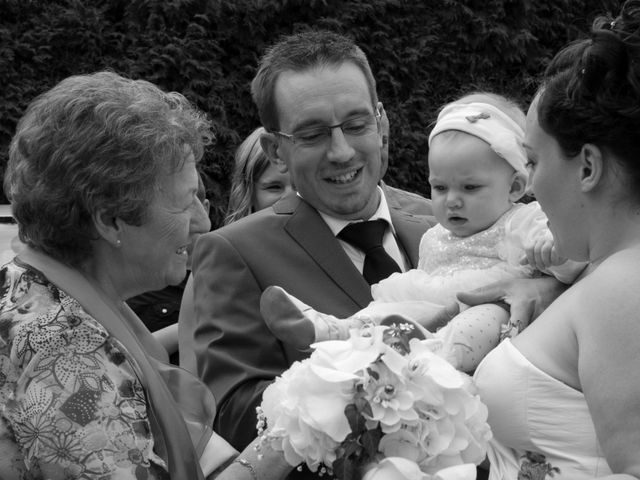 Le mariage de Olivier et Mélanie à Steige, Bas Rhin 2