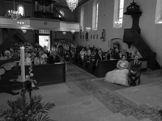Le mariage de Olivier et Mélanie à Steige, Bas Rhin 11