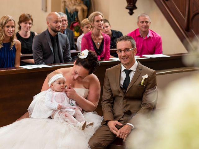 Le mariage de Olivier et Mélanie à Steige, Bas Rhin 12