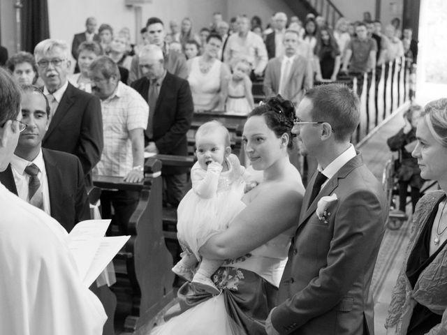 Le mariage de Olivier et Mélanie à Steige, Bas Rhin 14