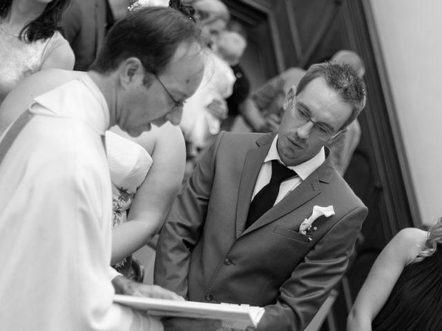 Le mariage de Olivier et Mélanie à Steige, Bas Rhin 16