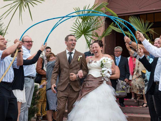 Le mariage de Olivier et Mélanie à Steige, Bas Rhin 21
