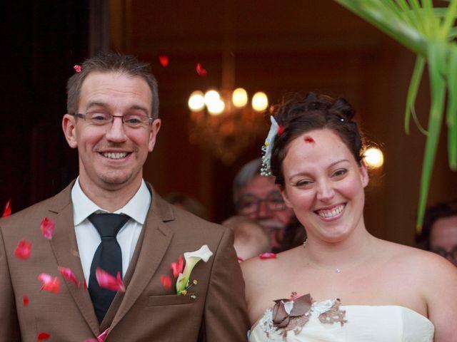 Le mariage de Olivier et Mélanie à Steige, Bas Rhin 22