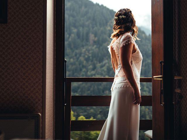 Le mariage de Corentin et Maëva à Chamousset, Savoie 3
