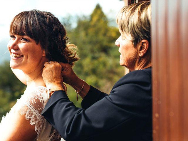 Le mariage de Corentin et Maëva à Chamousset, Savoie 7