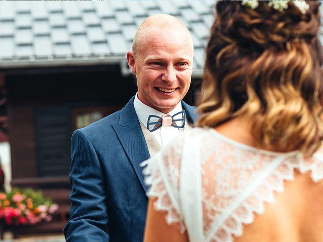 Le mariage de Corentin et Maëva à Chamousset, Savoie 14