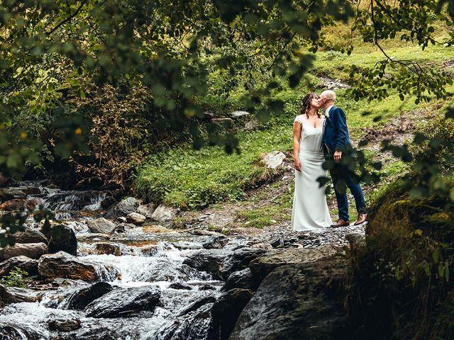 Le mariage de Corentin et Maëva à Chamousset, Savoie 15