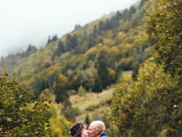 Le mariage de Corentin et Maëva à Chamousset, Savoie 16