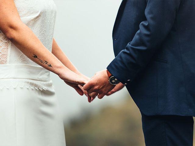 Le mariage de Corentin et Maëva à Chamousset, Savoie 17