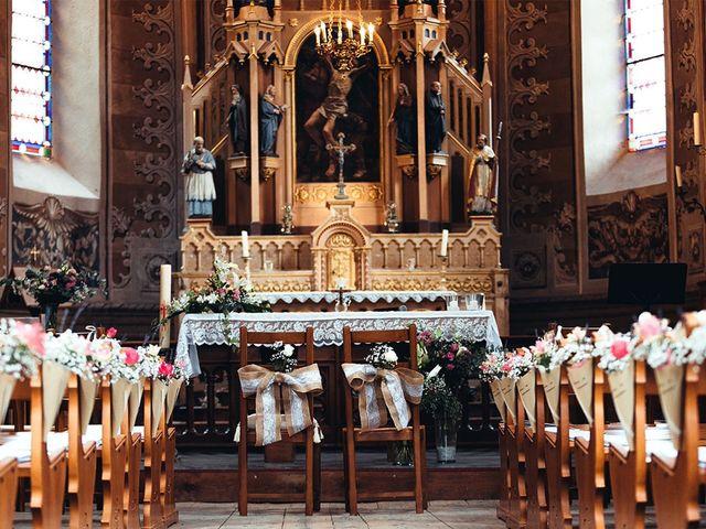 Le mariage de Corentin et Maëva à Chamousset, Savoie 19