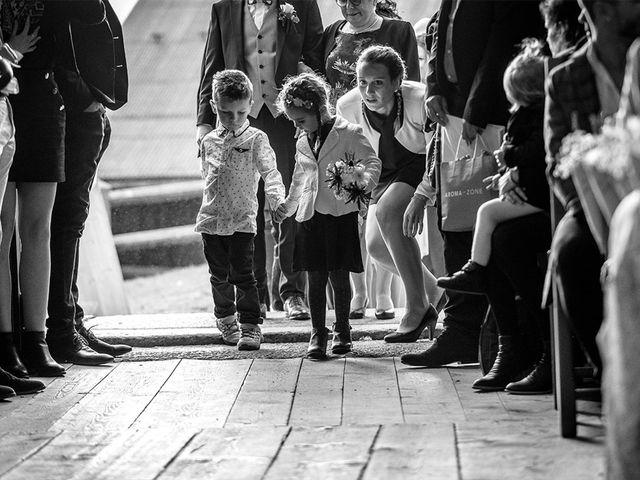 Le mariage de Corentin et Maëva à Chamousset, Savoie 20