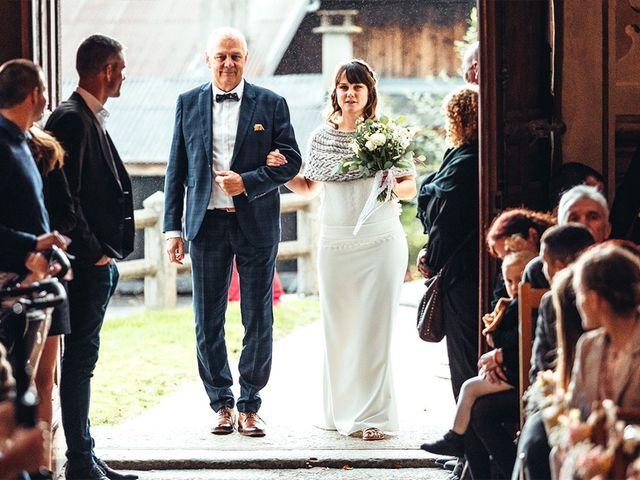 Le mariage de Corentin et Maëva à Chamousset, Savoie 21
