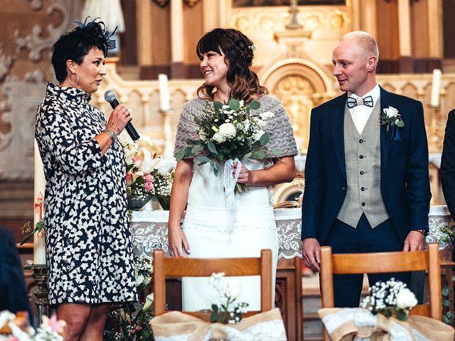Le mariage de Corentin et Maëva à Chamousset, Savoie 22