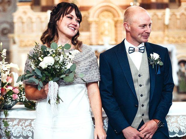 Le mariage de Corentin et Maëva à Chamousset, Savoie 23