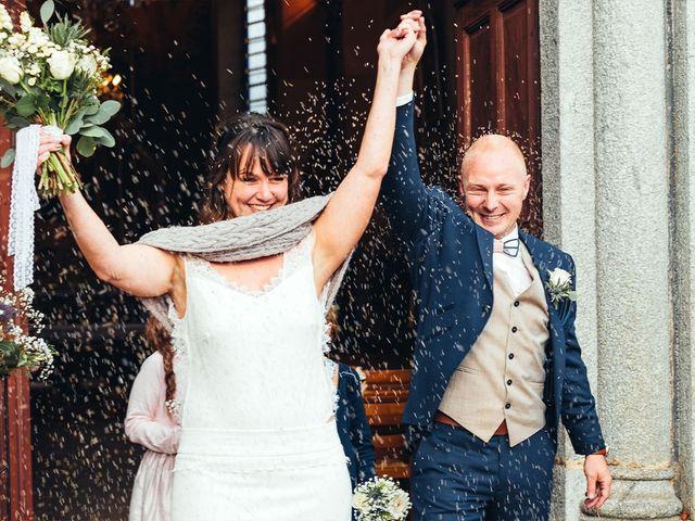 Le mariage de Corentin et Maëva à Chamousset, Savoie 31
