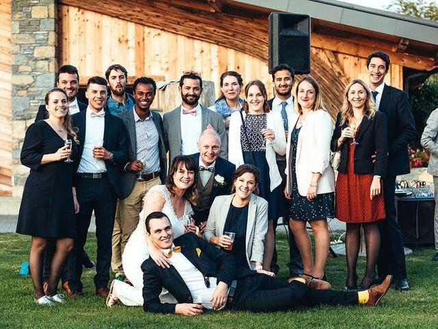 Le mariage de Corentin et Maëva à Chamousset, Savoie 40