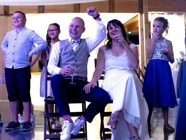 Le mariage de Corentin et Maëva à Chamousset, Savoie 46
